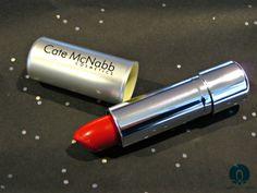 @catemcnabbpins #CrueltyFree red lipstick in Be Mine. <3