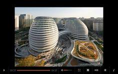 UVioO.ws - Galaxy Sohoin Beijing by Zaha Hadid.