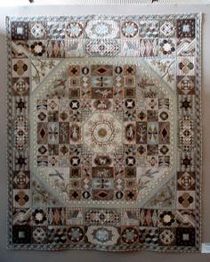 art quilt, saito quilt, quilt inspir, sundial quilt, quilt dream, japanes quilt, orient quilt