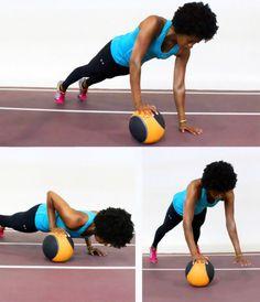 5 Advanced Push-Up Exercises #readypac #fit&fresh