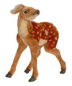 Loving this Baby Bambi Plush Toy on #zulily! #zulilyfinds @Michele Cormier