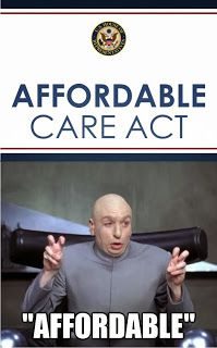 Alexa Shrugged: 5 Best Obamacare Mocking Memes Dr. Evil