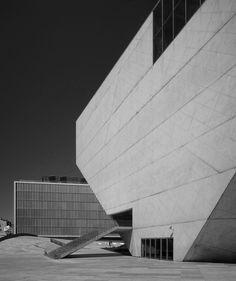 Ombú: Casa da Musica Porto, Portugal Rem Koolhaas and...