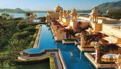 Oberoi hotel in Delhi, India