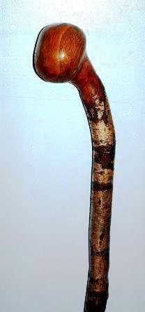Shillelagh walking stick. Irish orgin from town of Shillelagh