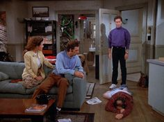 Seinfeld, of course.