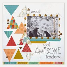 Free to Be Me: Sweet, Cool, Awesome, Handsome Page
