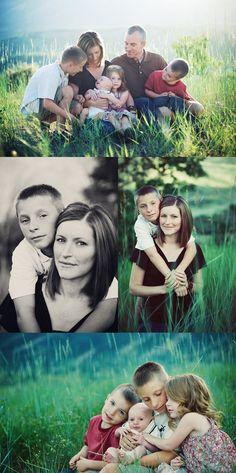 beautiful family photos