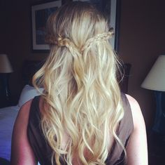 Khaleesi Hair #Sephora #Prom #PromBeauty #Hairstyles #Hair #TheBeautyBoard
