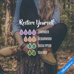 Restore Yourself - E