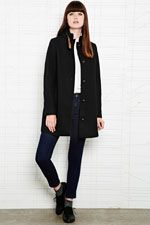 Sessun Sissi Wool Coat at Urban Outfitters