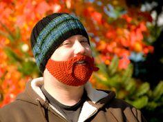 KELLIE Beard Hat crochet