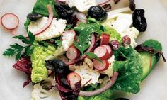 End-of-winter salad recipes | Yotam Ottolenghi