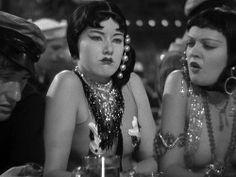 Footlight Parade. Loretta andrews (left) and Lorraine Marshall (Right).