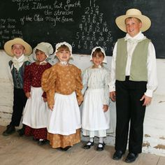 cute outfits for pioneer day at school