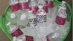 like this image. can make it for any seasonal activity get together with different duct tape.