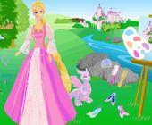 Barbie Spelletjes on Pinterest