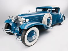 1929 Cord L-29 Special Coupe