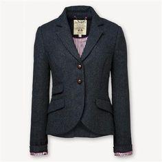 Austerberry Tweed Blazer steal style, austerberri blazer, blazers, jack wills, closet