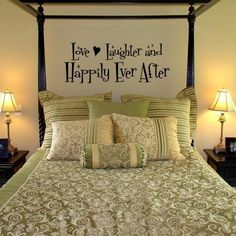 bedrooms sets, bedroom sets, wall quotes, master bedrooms, new bedrooms, vinyl decals