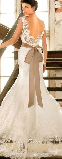 Wedding gown / Essence wedding dressses, ribbon, dress wedding, the dress, gown, stunning dresses