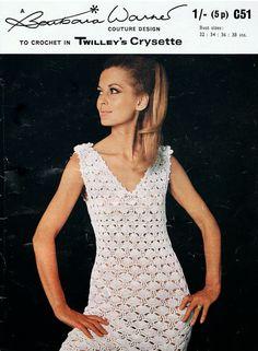 #Crochet Wedding Dress Round-up via @crochetdynamite