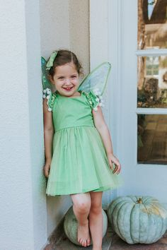 Tinkerbell Costume f