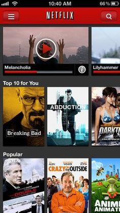 Netflix 4.0 for iOS brings improved episode, audio, subtitle controls