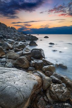 Sunrise in Crimea, Ukraine