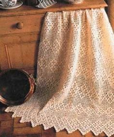 Add a touch of Victorian era charm to your home with the Victorian Crochet Lace Pattern. With its delicate diamond design, its one of the most elegant and easy crochet patterns out there!