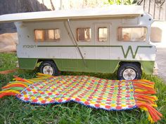 70's Tonka Toy Winnebago! Roll road trip!