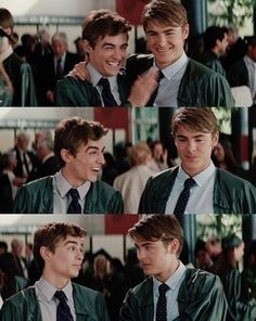 Dave Franco and Zac Efron . This is my all time favorite movie of his. Charlie St. Cloud <3