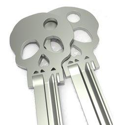 Skull keys
