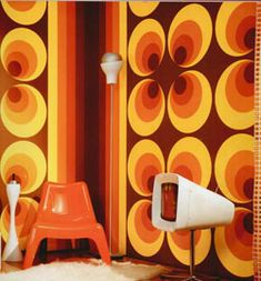 70s-style Wallpaper