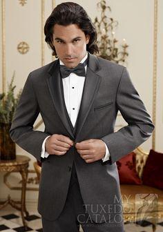 Steel Grey 'Twilight' Tuxedo