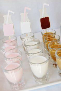 Cookies & Milk party