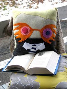 Luna Lovegood pillow.