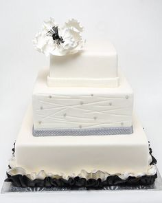Enchanting Wedding Cakes