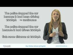 English Grammar Lesson: Past Perfect Continuous