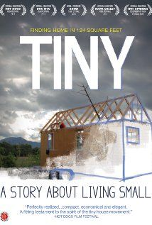 TINY- An absolutely beautiful documentary about embracing a smaller space, getting rid of the excess, & truly loving your life in a tiny home. Family-friendly & available on Netflix.
