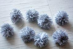 2014 How to Make Yarn Pom Poms in Bulk : Factory Direct Craft Blog