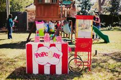 Carnival Boy Girl Birthday Party Planning Cake Decorations Ideas