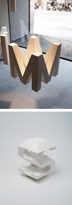 4D Typography