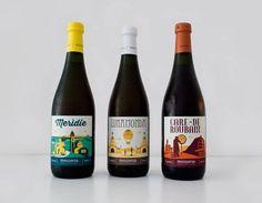 Mezzavia bottles