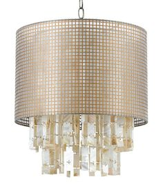 Look what I found on #zulily! Lola Pendant Lamp #zulilyfinds