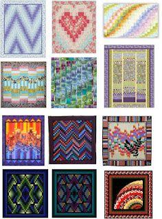Free Bargello Quilt Patterns