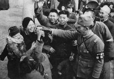 Japanese soldiers in China