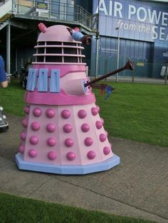 The World's Top 10 Most Unusual and Funny Daleks