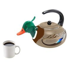 Duck Whistling Tea Kettle