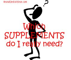 Basic Supplements - Which Supplements Do I Really Need? #heandsheeatclean #supplements #eatclean #cleaneating #Isotonix #TLS #fat #healthy #vitamin #OPC3 #proteinpowder